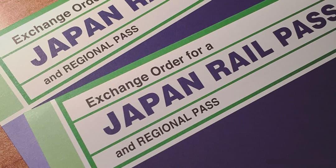 Informazione su JR Rail pass e altri Pass regionali