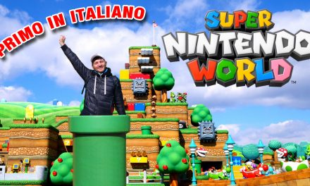 Super Nintendo World USJ Giappone – Primo Tour in Italiano