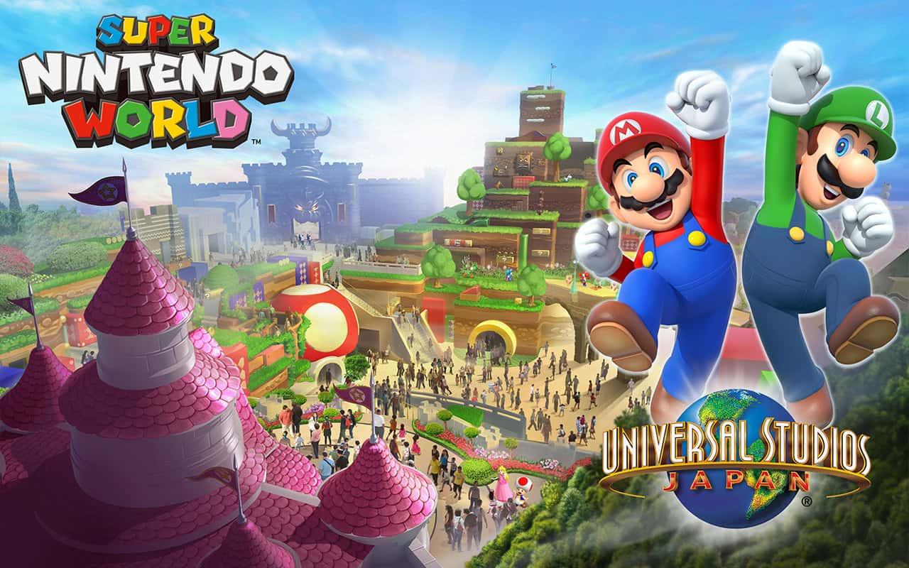 Universal studios Osaka – Super Nintendo World