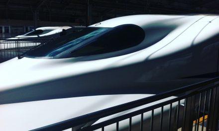 Kyoto – Tokyo in Shinkansen il super treno proiettile giapponese