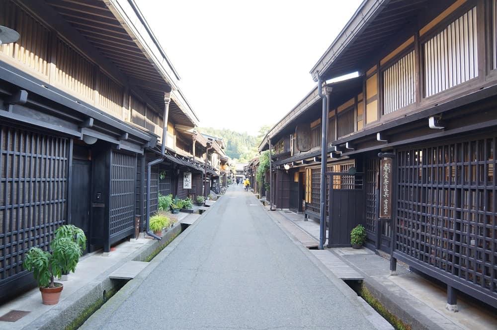 Takayama giappone
