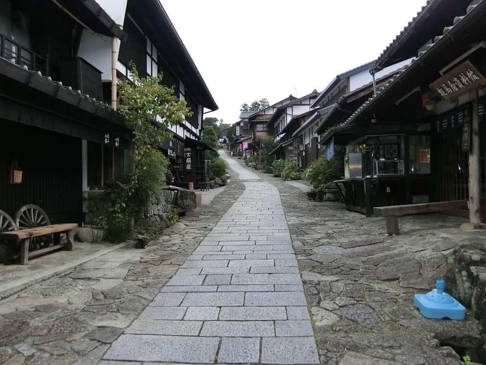 Percorrere la Nakasendo Trail da Magome a Tsumago