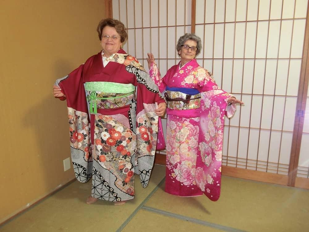 Tra Kimoni e Cibi deliziosi siamo a Kyotango