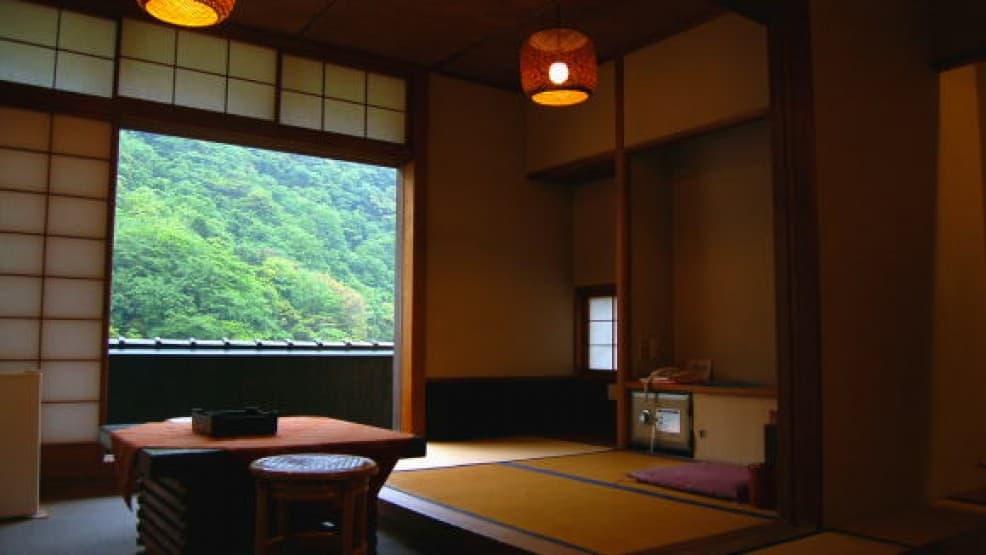 ryokan a Hakone giappone