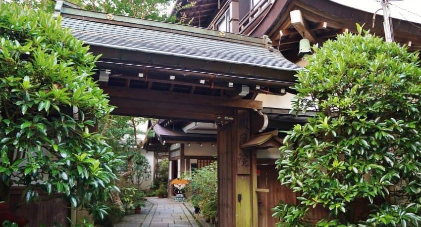 ryokan a Koyasan - Monte koya