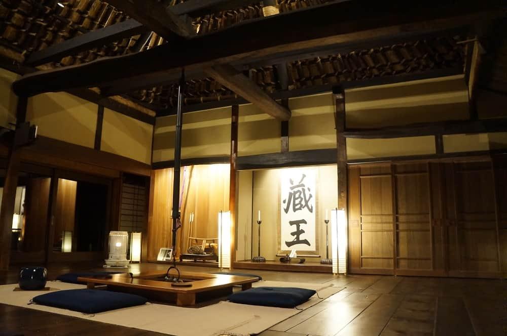 ryokan a Nara Giappone