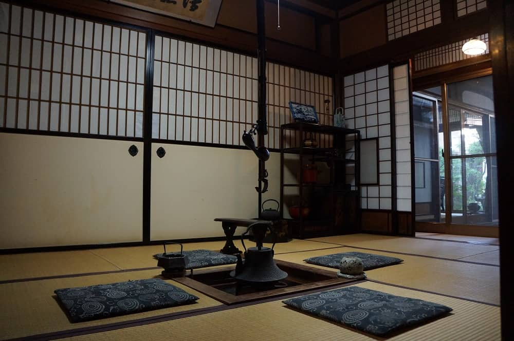 ryokan Takayama giappone