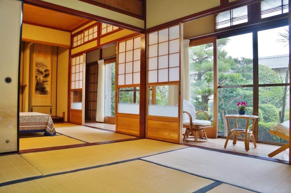 Ryokan Kyoto Giappone