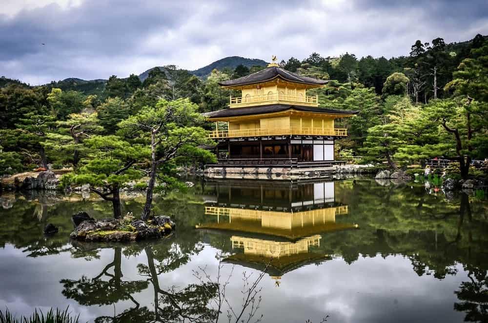 Kinkakuji - Kyoto Giappone