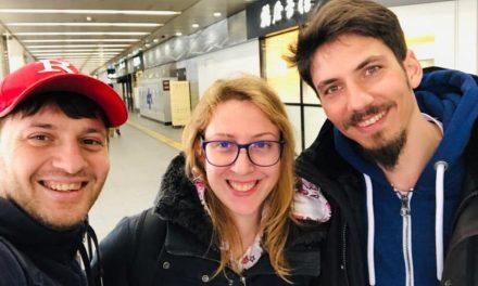 Viaggio di nozze in Giappone 2019