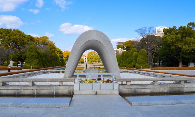 """HIROSHIMA : la citta' della """"Pace"""""""