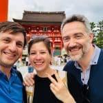 Il mio primo viaggio in Giappone è stato fantastico