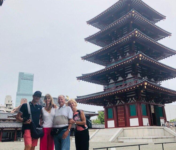 Appena tornati dal nostro bellissimo viaggio in Giappone