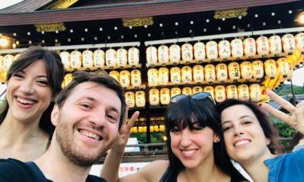 Marchino in Giappone è un bravissimo tour operator