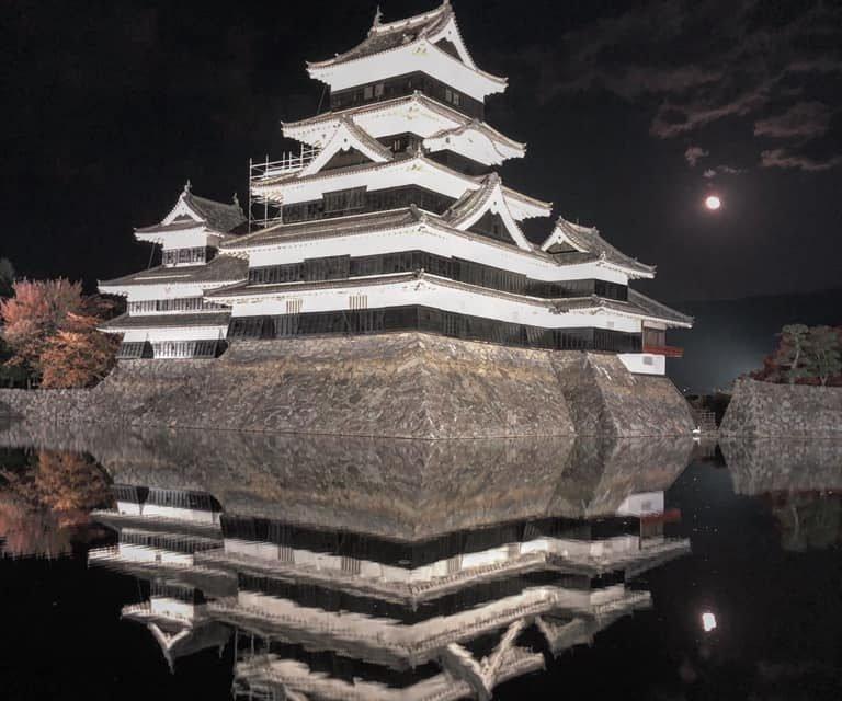 Gilberto Neirotti in Giappone