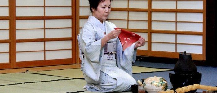cerimonia del tè giappone